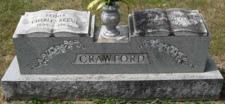 CRAWFORD, MAY - Juniata County, Pennsylvania | MAY CRAWFORD - Pennsylvania Gravestone Photos