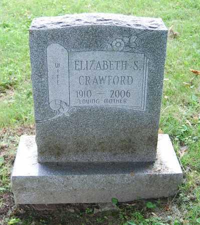 COLLINS CRAWFORD, ELIZABETH S. - Juniata County, Pennsylvania | ELIZABETH S. COLLINS CRAWFORD - Pennsylvania Gravestone Photos