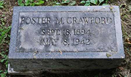 CRAWFORD, FOSTER M. - Juniata County, Pennsylvania | FOSTER M. CRAWFORD - Pennsylvania Gravestone Photos