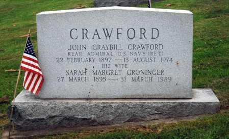 CRAWFORD, SARAH MARGARET - Juniata County, Pennsylvania | SARAH MARGARET CRAWFORD - Pennsylvania Gravestone Photos
