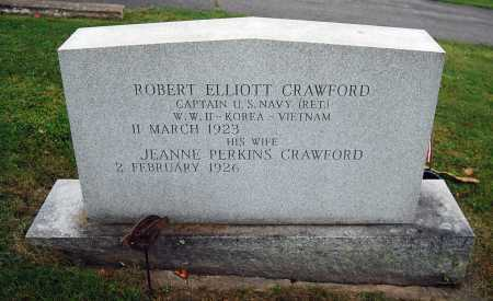 CRAWFORD, ROBERT ELLIOTT - Juniata County, Pennsylvania | ROBERT ELLIOTT CRAWFORD - Pennsylvania Gravestone Photos