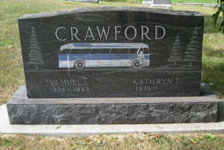 CRAWFORD, SAMUEL L. - Juniata County, Pennsylvania | SAMUEL L. CRAWFORD - Pennsylvania Gravestone Photos