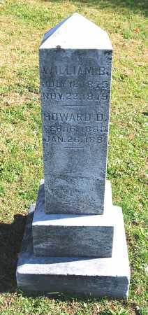 CRAWFORD, HOWARD D. - Juniata County, Pennsylvania | HOWARD D. CRAWFORD - Pennsylvania Gravestone Photos
