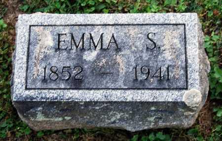 CRIMMEL, EMMA S. - Juniata County, Pennsylvania | EMMA S. CRIMMEL - Pennsylvania Gravestone Photos