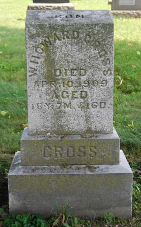 CROSS, W. HOWARD - Juniata County, Pennsylvania | W. HOWARD CROSS - Pennsylvania Gravestone Photos
