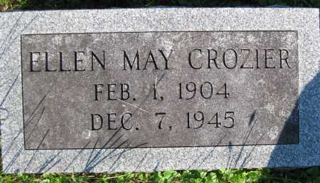 CROZIER, ELLEN MAY - Juniata County, Pennsylvania | ELLEN MAY CROZIER - Pennsylvania Gravestone Photos