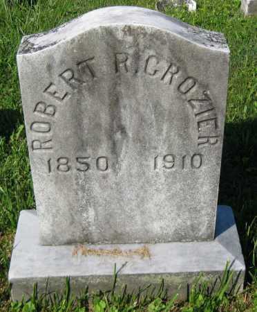 CROZIER, ROBERT R. - Juniata County, Pennsylvania | ROBERT R. CROZIER - Pennsylvania Gravestone Photos
