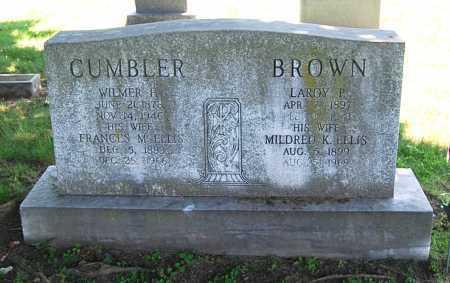 BROWN, LAROY P. - Juniata County, Pennsylvania | LAROY P. BROWN - Pennsylvania Gravestone Photos