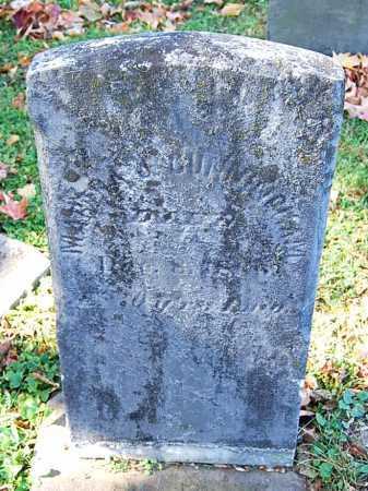 CUNNINGHAM, MARTHA J. - Juniata County, Pennsylvania | MARTHA J. CUNNINGHAM - Pennsylvania Gravestone Photos