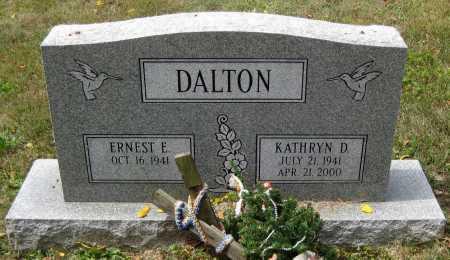 "DALTON, KATHRYN D. ""SADIE"" - Juniata County, Pennsylvania | KATHRYN D. ""SADIE"" DALTON - Pennsylvania Gravestone Photos"