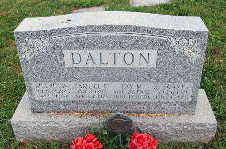 DALTON, FAY M. - Juniata County, Pennsylvania | FAY M. DALTON - Pennsylvania Gravestone Photos