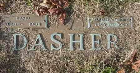 DASHER, DAVID - Juniata County, Pennsylvania | DAVID DASHER - Pennsylvania Gravestone Photos