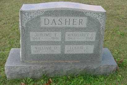 DASHER, WILLIAM D. - Juniata County, Pennsylvania | WILLIAM D. DASHER - Pennsylvania Gravestone Photos