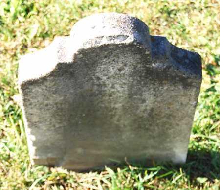 DEHUFF, JOHNIE O. - Juniata County, Pennsylvania | JOHNIE O. DEHUFF - Pennsylvania Gravestone Photos