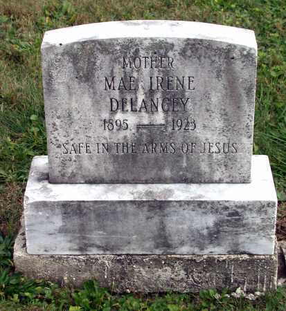 "DELANCEY, MAE ""MAZIE""  IRENE - Juniata County, Pennsylvania | MAE ""MAZIE""  IRENE DELANCEY - Pennsylvania Gravestone Photos"
