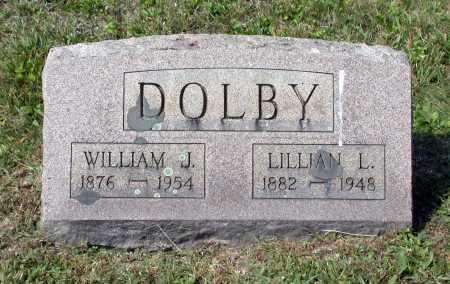 DOLBY, WILLIAM J. - Juniata County, Pennsylvania | WILLIAM J. DOLBY - Pennsylvania Gravestone Photos