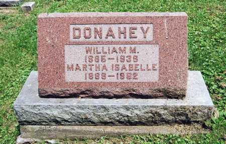 DONAHEY, WILLIAM M. - Juniata County, Pennsylvania | WILLIAM M. DONAHEY - Pennsylvania Gravestone Photos