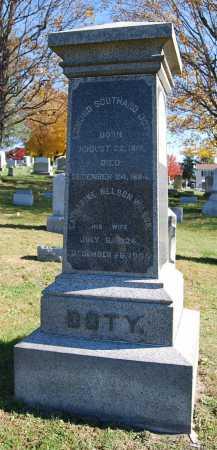WILSON DOTY, CATHERINE NELSON - Juniata County, Pennsylvania | CATHERINE NELSON WILSON DOTY - Pennsylvania Gravestone Photos