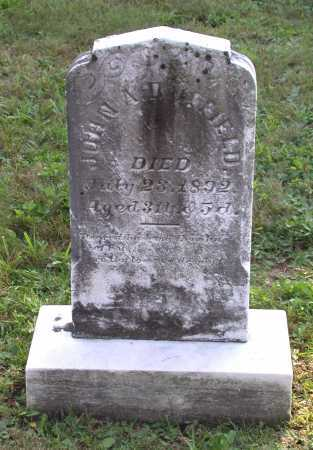 DUFFIELD, JOHN A. - Juniata County, Pennsylvania | JOHN A. DUFFIELD - Pennsylvania Gravestone Photos