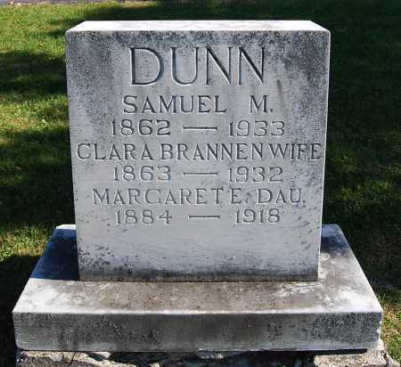 DUNN, SAMUEL MCMEEN - Juniata County, Pennsylvania | SAMUEL MCMEEN DUNN - Pennsylvania Gravestone Photos