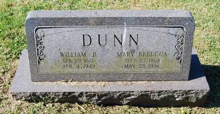 DUNN, WILLIAM B. - Juniata County, Pennsylvania | WILLIAM B. DUNN - Pennsylvania Gravestone Photos