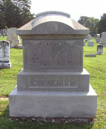 WORK EBBERTS, SARAH ANN - Juniata County, Pennsylvania | SARAH ANN WORK EBBERTS - Pennsylvania Gravestone Photos
