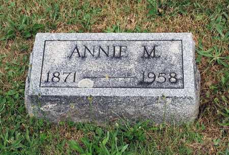 """ARD, ANNIE M. """"ANNIE"""" - Juniata County, Pennsylvania   ANNIE M. """"ANNIE"""" ARD - Pennsylvania Gravestone Photos"""