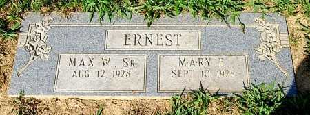 BOSSINGER ERNEST, MARY ESTHER - Juniata County, Pennsylvania | MARY ESTHER BOSSINGER ERNEST - Pennsylvania Gravestone Photos