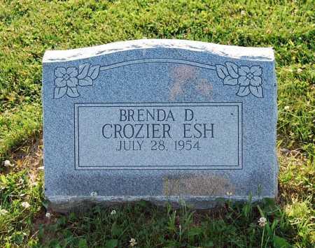 CROZIER ESH, BRENDA DIANE - Juniata County, Pennsylvania | BRENDA DIANE CROZIER ESH - Pennsylvania Gravestone Photos