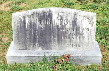 EWING, REBECCA - Juniata County, Pennsylvania | REBECCA EWING - Pennsylvania Gravestone Photos