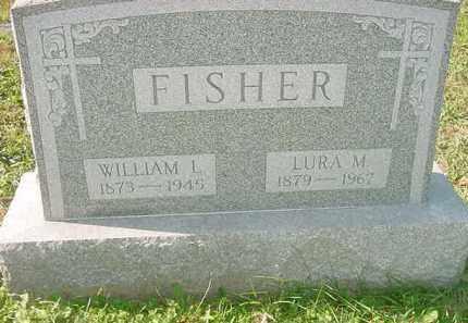 FISHER, WILLIAM L. - Juniata County, Pennsylvania   WILLIAM L. FISHER - Pennsylvania Gravestone Photos