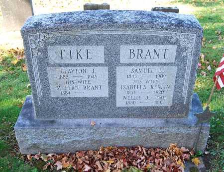 BRANT, SAMUEL L. - Juniata County, Pennsylvania | SAMUEL L. BRANT - Pennsylvania Gravestone Photos