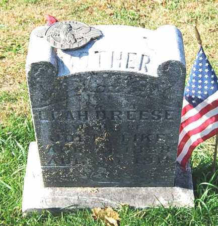 DREESE FIKE, LEAH - Juniata County, Pennsylvania | LEAH DREESE FIKE - Pennsylvania Gravestone Photos