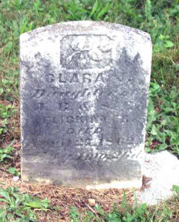 FLICKINGER, CLARA J. - Juniata County, Pennsylvania | CLARA J. FLICKINGER - Pennsylvania Gravestone Photos