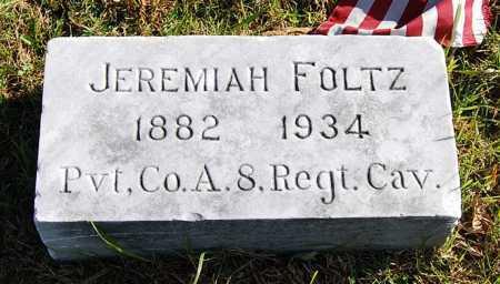 FOLTZ, JEREMIAH - Juniata County, Pennsylvania   JEREMIAH FOLTZ - Pennsylvania Gravestone Photos