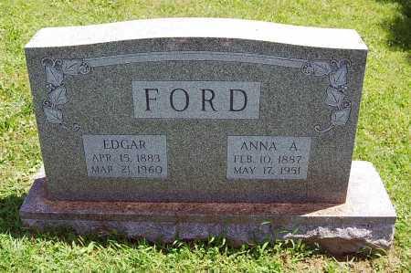 BEWARD FORD, ANNA A. - Juniata County, Pennsylvania | ANNA A. BEWARD FORD - Pennsylvania Gravestone Photos