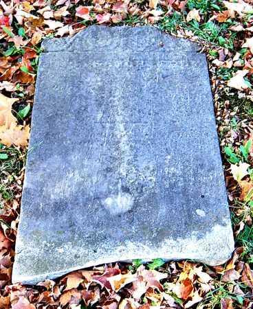 FROW, ELEANOR - Juniata County, Pennsylvania | ELEANOR FROW - Pennsylvania Gravestone Photos