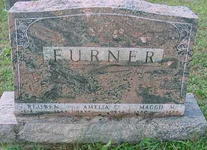 FURNER, AMELIA - Juniata County, Pennsylvania | AMELIA FURNER - Pennsylvania Gravestone Photos