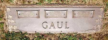 GAUL, JOSEPH W. - Juniata County, Pennsylvania   JOSEPH W. GAUL - Pennsylvania Gravestone Photos