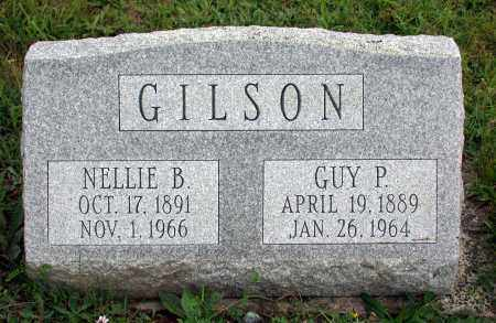 GILSON, NELLIE BLY - Juniata County, Pennsylvania | NELLIE BLY GILSON - Pennsylvania Gravestone Photos