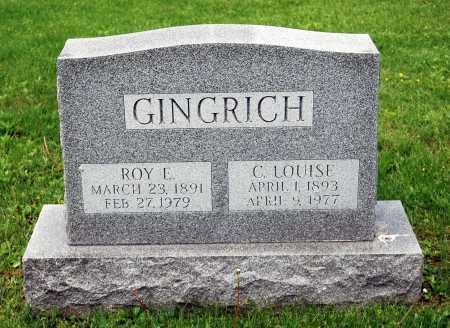 GINGRICH, ROY E. - Juniata County, Pennsylvania | ROY E. GINGRICH - Pennsylvania Gravestone Photos