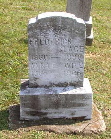"JACOBS GLACE, ANNA ELIZA ""ANNIE"" - Juniata County, Pennsylvania | ANNA ELIZA ""ANNIE"" JACOBS GLACE - Pennsylvania Gravestone Photos"
