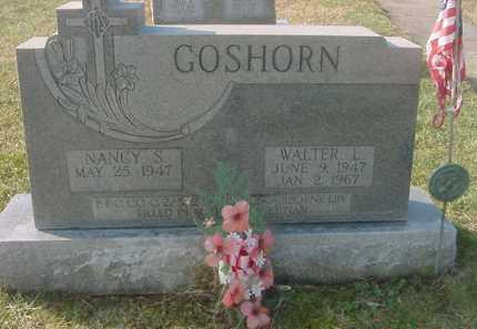 GOSHORN, WALTER L. - Juniata County, Pennsylvania | WALTER L. GOSHORN - Pennsylvania Gravestone Photos