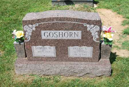 GOSHORN, HELEN ANNETTA - Juniata County, Pennsylvania   HELEN ANNETTA GOSHORN - Pennsylvania Gravestone Photos