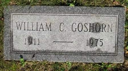 GOSHORN, WILLIAM COOK - Juniata County, Pennsylvania   WILLIAM COOK GOSHORN - Pennsylvania Gravestone Photos