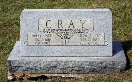 GRAY, HARRY JACOB - Juniata County, Pennsylvania | HARRY JACOB GRAY - Pennsylvania Gravestone Photos
