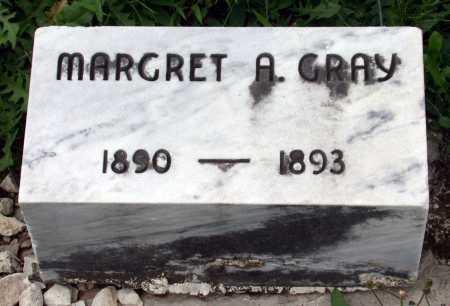 GRAY, MARGARET A. - Juniata County, Pennsylvania   MARGARET A. GRAY - Pennsylvania Gravestone Photos
