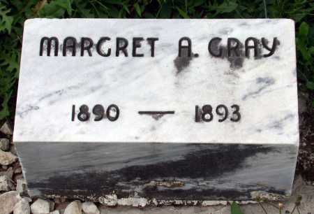 GRAY, MARGARET A. - Juniata County, Pennsylvania | MARGARET A. GRAY - Pennsylvania Gravestone Photos
