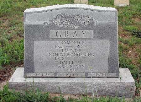 HORNING GRAY, NANCY LEE - Juniata County, Pennsylvania | NANCY LEE HORNING GRAY - Pennsylvania Gravestone Photos