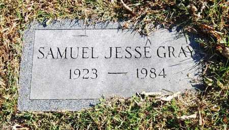 GRAY, SAMUEL JESSE - Juniata County, Pennsylvania | SAMUEL JESSE GRAY - Pennsylvania Gravestone Photos